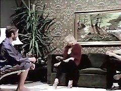 Hottest Vintage, Blowjob adult scene