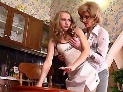 Crazy Mature, Lesbian adult movie