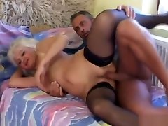 Hottest pornstar in crazy mature, babes adult movie