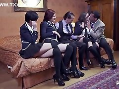 Horny pornstars Coco De Mal and Mira Sunset in crazy redhead, pornstars amy lyn7 video