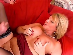 AgedLovE Two Matures Hardcore Fucked