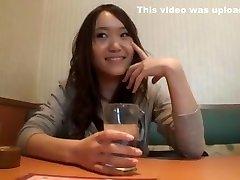 Hottest Japanese model in Best POV, Fingering JAV video