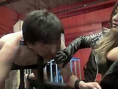 Asian Femdom - Femdom Spitting and Hard Faceslapping.mp4