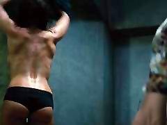 Rebecca Ferguson sexy back