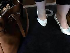 Shoe Fetish - BBW Fenja&039;s Well-Worn Heels Longplay