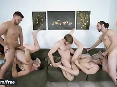 Men.com - Colby Keller and Jacob Peterson and Paul Canon and