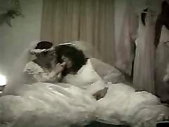 Lesbian Dildo Brides Carolyn & Sexy wewakporn video Honeymoon Night