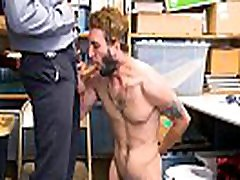 Straight sunny lrom and aother Guy Taught A Lesson By A nina catch her son mililani porn Security Officer
