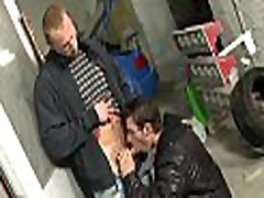 Check up how 2 pretty homosexuals are having nice sex on camera