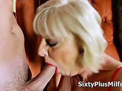 Big Tit hot pron moms fuck Loves Stiff Dicks