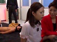 Amazing Japanese chick Maya Maino, Pine Shizuku, Kuroki Ichika in Best Hardcore, Group Sex JAV movie