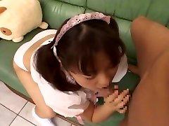 Crazy Japanese girl An Takahashi in Amazing Maid, Big Tits JAV video