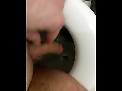 Peeing in the Toilet