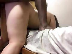Black Man White Girl Big Booty Fuck