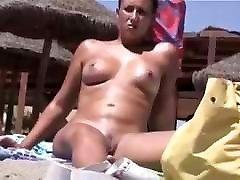 Nude Beach - Voyeur Hot Captures