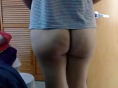 wife bottomless swat my twat ass