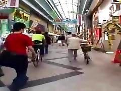 Japanese video Public nudity At Nagoya
