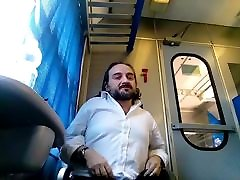 Kocalos - Showing my ass in a public train