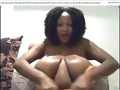 Big Black Tits!!! 3