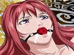 Anime Hentai Magick Humilation and BDSM for Open Gate