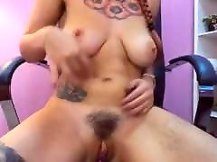 kuum karvane girl with big tits - pt2