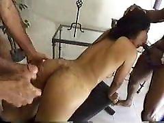 Chinese Girl Gang-banged