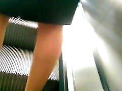 Milf women fast fuckvideo on escalator 13