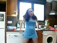 lady peeing