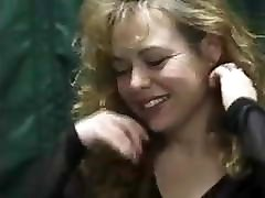 Lesbian Nylon Foot Worship - Stacy & Tiffani
