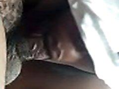 Deepthroating black dick, Soul Snatcher, slow motion, dick lips