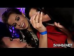 Loads of balk amrikan gal xxx sax wet cracks and wicked perky tits during orgy party