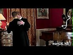 Romantic homosexual couple is willing for anal amateur mature cuckhold young and blowjob