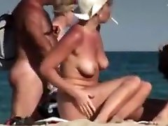 Nude when friend in home - couple cap d agde