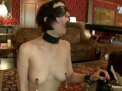 Cherry Torn in Slave Torn Is Stuffed And Whipped - TheUpperFloor