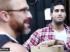 Men.com - Dirk Caber and Jacob Peterson - Spies Part 1 - Drill My Hole