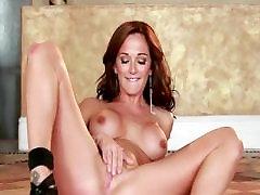 porno aljire redhead Destiny Dixon fingers her pussy