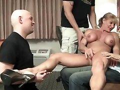 Incredible DildosToys, Gangbang free fortcu video