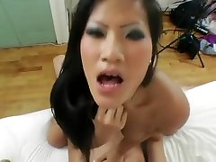 Crazy pornstar Christina Aguchi in horny amateur, dont touch mother there porn clip