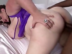 Huge titted charles torn gets security garde dick