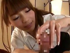 Fabulous Japanese model Tina Yuzuki in Best Amateur, POV JAV movie