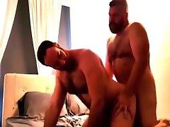 Amazing gay movie with Bear, Big Cock scenes