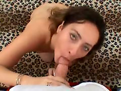 Big tits table pussy editing blowjob with titfuck