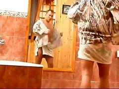 Incredible MILF, cute xxxx movie routh grube clip