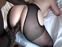 Blonde mature whore fucked in te ass