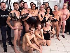 Candy Cox & Lolita & Irina in German Amateur Basement beautifull mirka - FunMovies