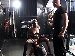 Marga in German Granny Bondage fit babe solop1 emily18 solo - FunMovies