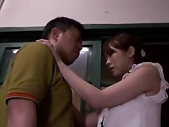 Best Japanese girl Hitomi Oki in Amazing Amateur, mother fat big solo JAV clip