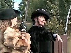 Two matures in ffmm catch three people fucking video outside working and turn them into sex slaves