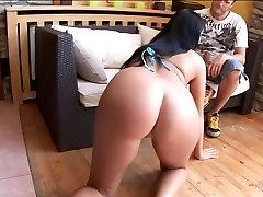 TeamSkeet Big tits brunette Christina Jolie hardcore creampi