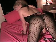 Trixie teases & degrades Delia